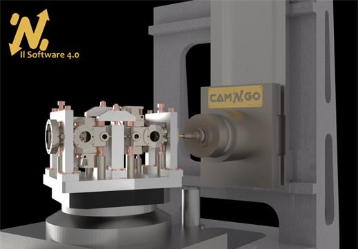 Software simulatore CNC e Virtual Machining